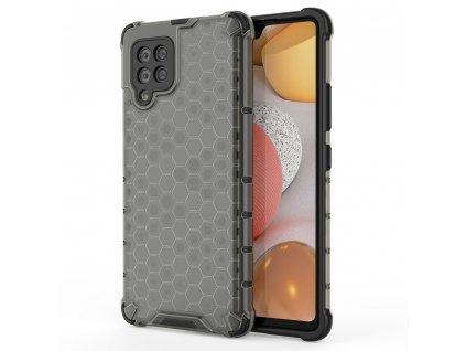 HoneyComb Armor Case odolné pouzdro pro Samsung Galaxy A42 5G černé