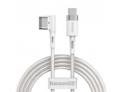 Baseus Zinc angular magnetic power cable pro MacBook Power - USB Type C 60W 2m L-konektor