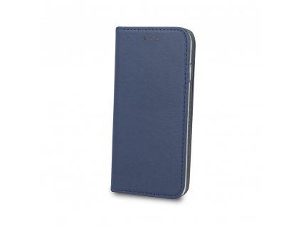 Pouzdro Smart Magnetic pro Samsung Galaxy A22 4G modré