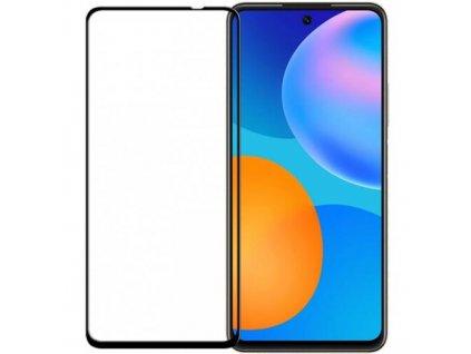 9H / 5D ochranné tvrzené sklo pro Huawei P Smart 2021 černé, 5900495879431