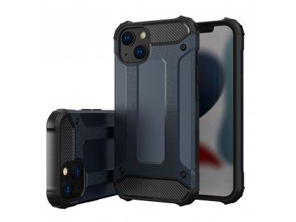"Hybrid Armor Case odolné pouzdro pro iPhone 13 Mini (5,4"") modré"