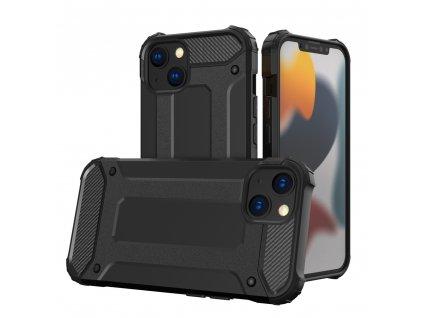 """Hybrid Armor Case odolné pouzdro pro iPhone 13 Mini (5,4"""") černé"""