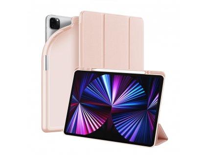Dux Ducis Osom TPU Sleep pouzdro pro Apple iPad PRO 12.9'' 2021 růžové