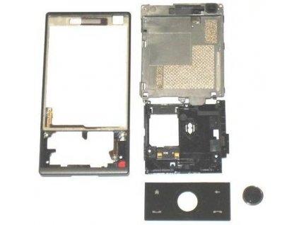 HTC Diamond (P3700) kryt black / černý