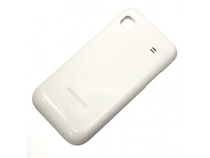 SAMSUNG i9003 Galaxy SL zadní kryt white / bílý