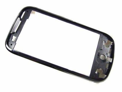 SAMSUNG i5800 přední kryt black / černý