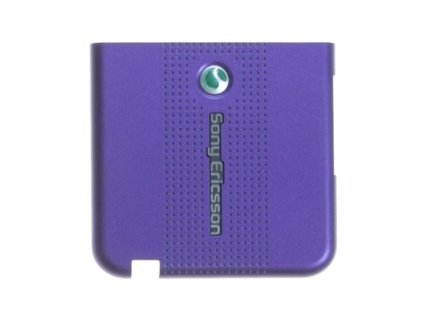 SonyEricsson S500i kryt antény purple / fialový