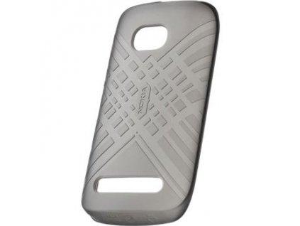 NOKIA CC-1032 silikonové pouzdro Lumia 710 black / černé (blister)