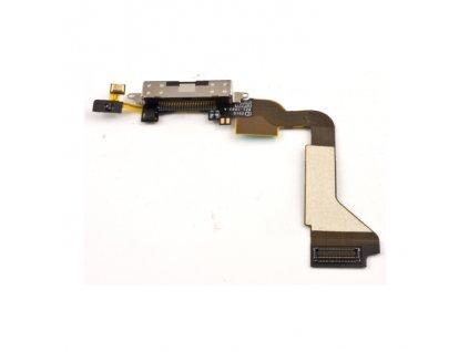 Flex kabel pro iPhone 3G, systémový konektor black - OEM