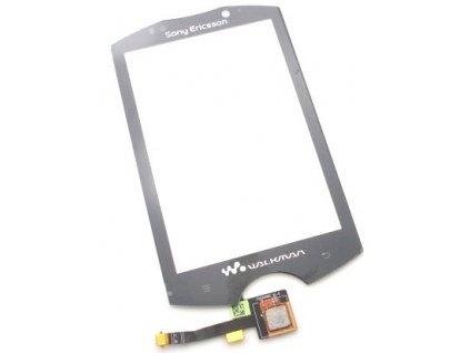 Dotyková deska + sklíčko pro SonyEricsson WT18i černá
