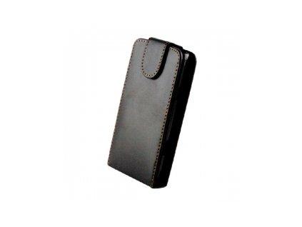 SLIGO Classic vyklápěcí pouzdro NOKIA X6 černé