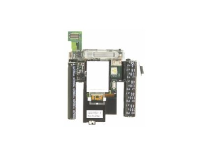 SonyEricsson C905 flash modul xenon - originál
