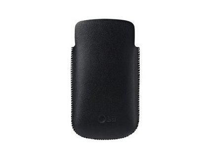 LG CCL-241 kožené pouzdro univerzální (blister)