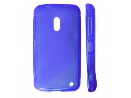 S Case pouzdro Nokia 620 Lumia blue / modré