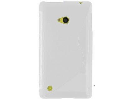 S Case pouzdro Nokia 720 Lumia white / bílé