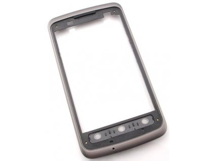 SAMSUNG S5690 Galaxy Xcover přední kryt grey / šedý