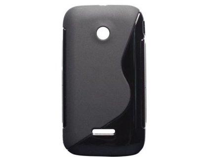 S Case pouzdro Huawei Ascend Y210 black / černé