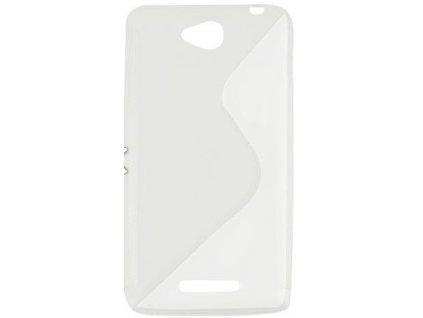 S Case pouzdro Sony Xperia C, C2305 white