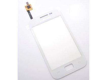 Dotyková deska + sklíčko pro SAMSUNG S7500 Galaxy ACE Plus bílá