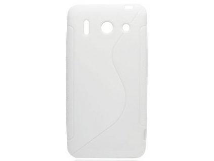 S Case pouzdro Huawei Ascend G510 white / bílé