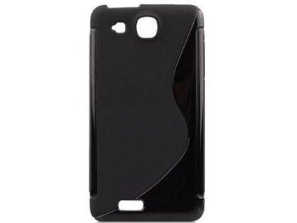 S Case pouzdro Alcatel One Touch Idol Ultra (6033x) black / černé
