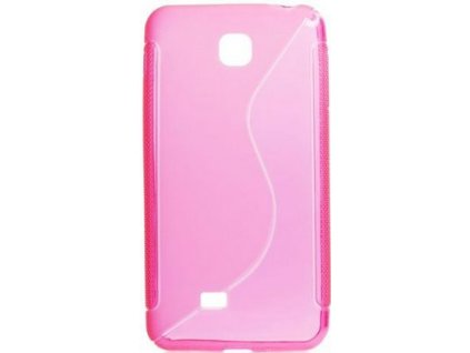 S Case pouzdro LG P875 Optimus F5 pink / růžové