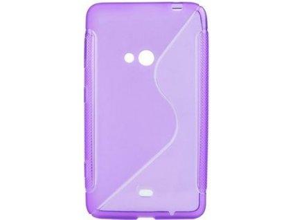 S Case pouzdro Nokia 625 Lumia purple / fialové