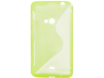 S Case pouzdro Nokia 625 Lumia green / zelené