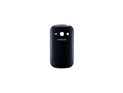 SAMSUNG S6810 Galaxy Fame zadní kryt blue / modrý