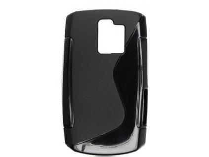 S Case pouzdro Nokia 205 Asha black / černé