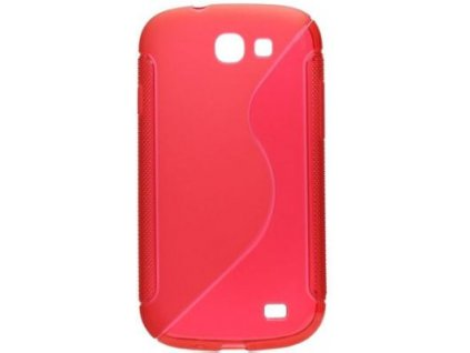 S Case pouzdro Samsung i8730 Galaxy Express red