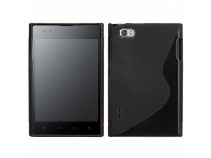 S Case pouzdro LG P895 Optimus VU black