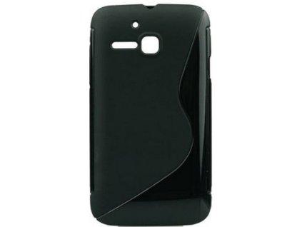 S Case pouzdro Alcatel One Touch S Pop (4030) black / černé