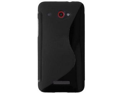 S Case pouzdro HTC Butterfly black / černé