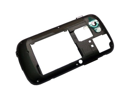 SAMSUNG i9020 Galaxy Nexus střední kryt black / černý