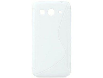 S Case pouzdro Huawei Ascend G525 white / bílé