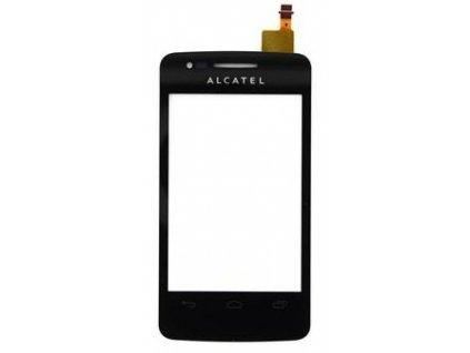 Dotyková deska pro Alcatel One Touch S´Pop 4030D black - OEM