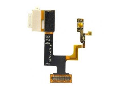 Flex kabel tlačítka kamery pro SonyEricsson C510 - originál