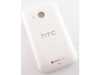 HTC Desire 200 kryt zadní white / bílý