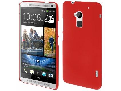 Coby Exclusive kryt HTC Max (T6) red / červený
