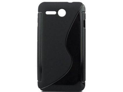 S Case pouzdro Huawei Ascend Y320 black / černé