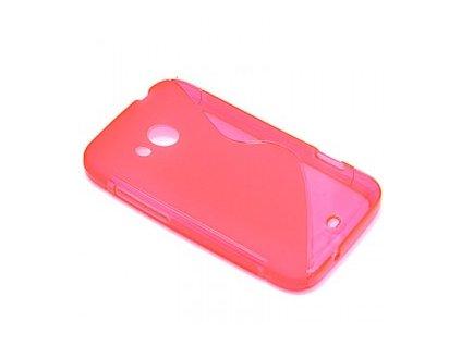 S Case pouzdro HTC Desire 200 pink / růžové