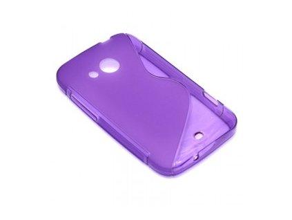 S Case pouzdro HTC Desire 200 purple / fialové