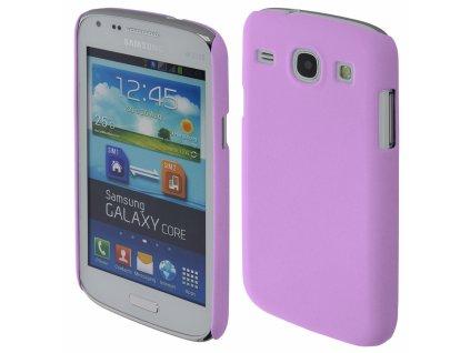 Coby Exclusive kryt Samsung i8260 Galaxy Core purple