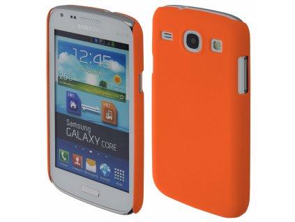 Coby Exclusive kryt Samsung i8260 Galaxy Core orange