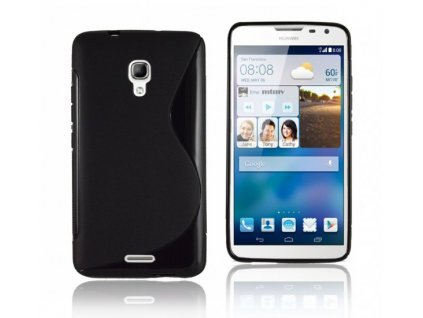 S Case pouzdro Huawei Ascend Mate 2 black / černé