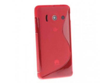 S Case pouzdro Huawei Ascend Y300 red / červené