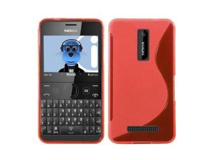 S Case pouzdro Nokia 210 red / červené