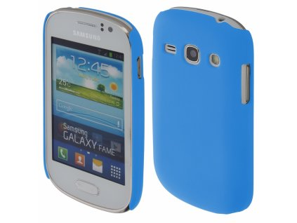 Coby Exclusive kryt Samsung S6810 Galaxy FAME blue