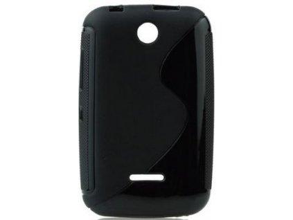 S Case pouzdro Nokia 230 ASHA black / černé